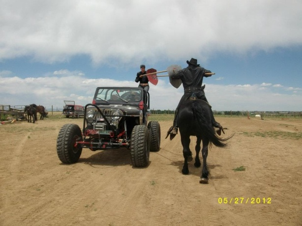 Jeep Jousting 101